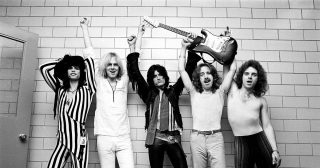 Aerosmith in the early days