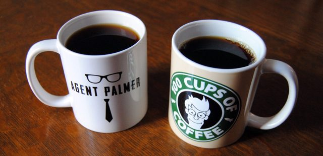 Five Fictional Television Characters to enjoy Coffee and Conversation With.