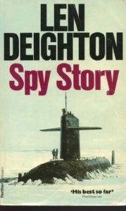 Spy Story Alternate Cover