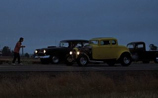 The Classic Cars of American Graffiti