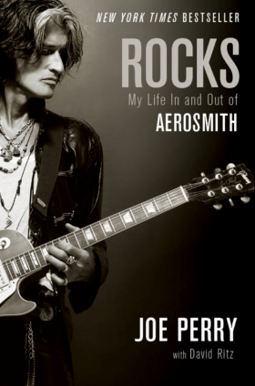 Rocks My Life In and Out of Aeromsith by Joe Perry