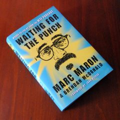 Waiting for the Punch by Marc Maron and Brendan McDonald Book Review