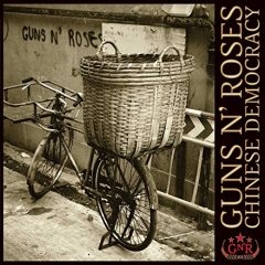 Chinese Democracy Guns N' Roses 2008 Album