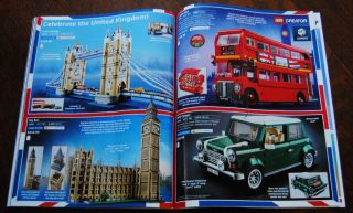 LEGO United Kingdom Sets