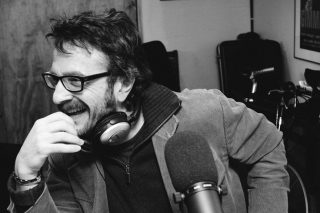 Marc Maron host of WTF with Marc Maron