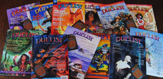 Old School Magic: Remembering Duelist Magazine
