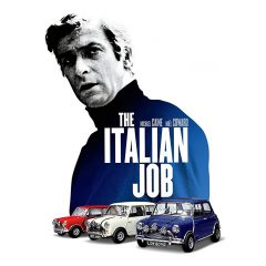 1969's The Italian Job Is More Than a Bloody Gran Prix