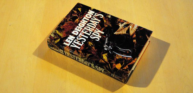 Yesterdays Spy by Len Deighton