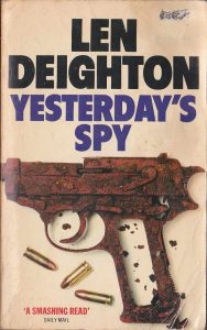 Yesterday's Spy paperback