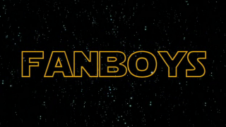 Fanboys Star Wars Scroll