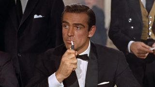 James Bond from Dr. No