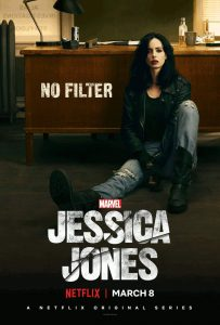 Jessica Jones Season Two Netflix No Filter