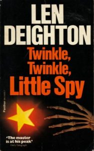 Mass Market Paperback Cover of Twinkle Twinkle Little Spy