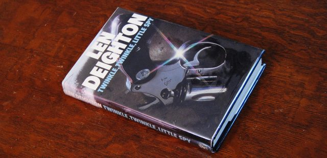 In Twinkle, Twinkle, Little Spy by Len Deighton