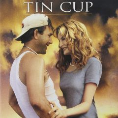 18 Holes with Tin Cup