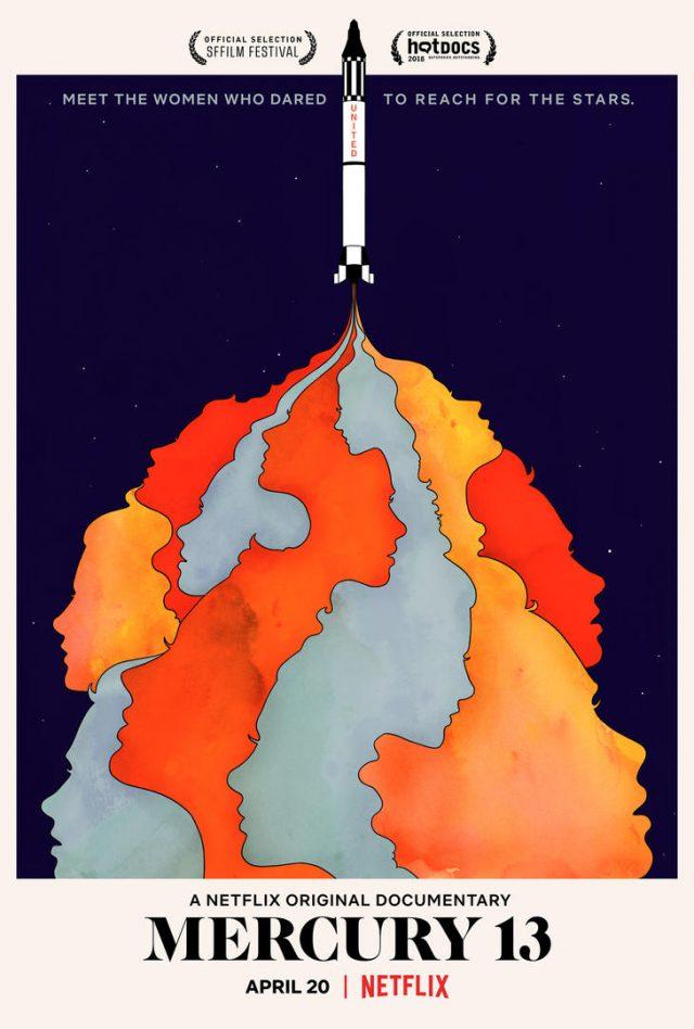 Mercury 13 Promotional Poster Netflix Documentary