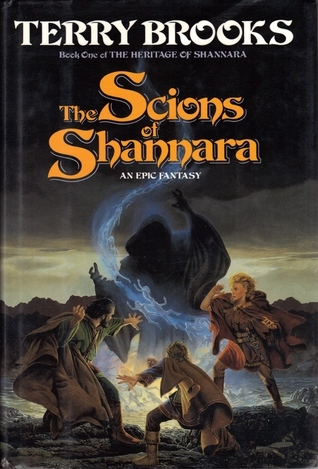 Terry Brooks The Scions of Shannara
