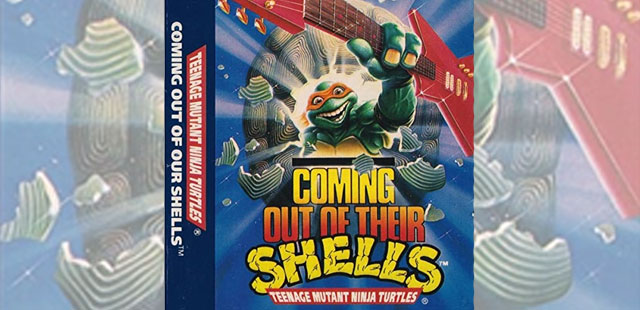 Track by Track TMNT Coming Out of Their Shells Teenage Mutant Ninja Turtles