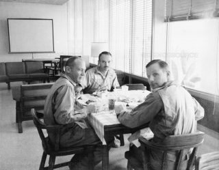 Apollo 11 Postflight Debriefing