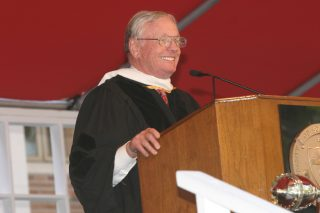Neil Armstrong Commencement Speech at USC