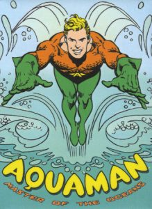 Aquaman Master of the Oceans