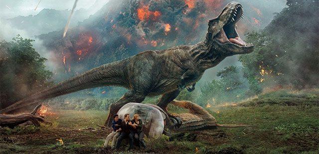 Jurassic World Fallen Kingdom Spoiler Free Movie Review