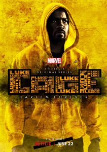 Luke Cage Season Two Harlem Forever