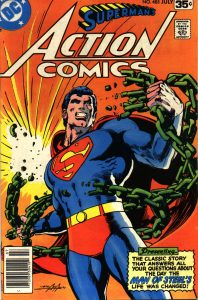 Superman Action Comics 485