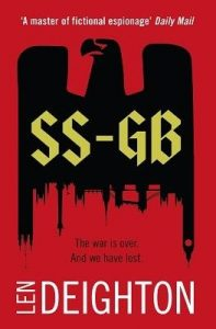 Alternate SS-GB Cover