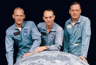 Apollo 11 Astronauts Aldrin Collins and Armstrong