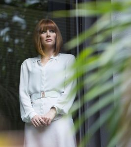 Claire Dearing from Jurassic World