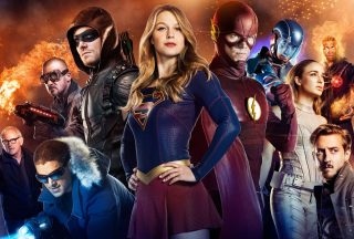 CW DC TV Shows