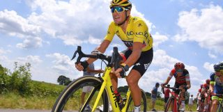 Greg Van Avermaet in Maillot Jaune