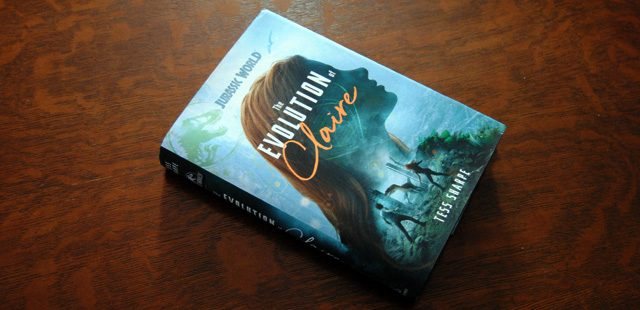 The Evolution of Claire Tess Sharpe Jurassic World Young Adult Fiction Book Review