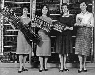 The Women powering ENIAC
