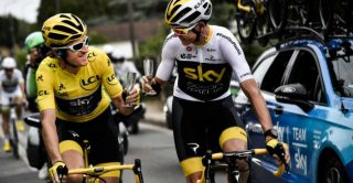 Thomas and Froome