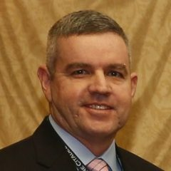 Author Michael Brady