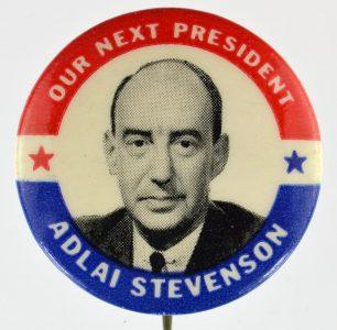 Stevenson for President