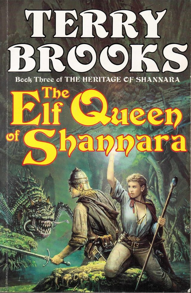 The Elf Queen of Shannara Spoiler Free Book Review