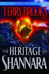 The Heritage of Shannara Complete Four Book Series