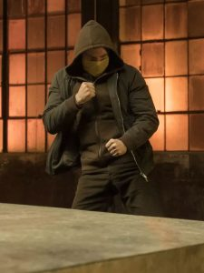 Finn Jones as Danny Rand the Iron Fist