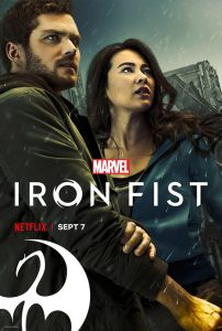 Iron Fist Season Two Poster