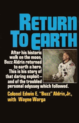 Return to Earth Buzz Aldrin Book Cover
