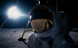 Armstrong on the Moon First Man Film 2018