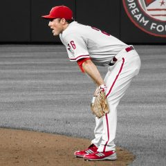 Take a Bow Chase Ultey Retires from Baseball Phillies Dodgers Red Barons