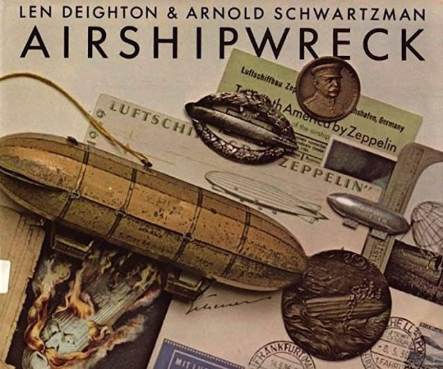 Airshipwreck Deighton Schwartzman Cover