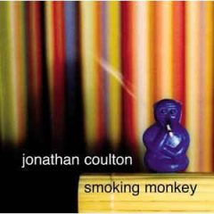 Jonathan Coulton Smoking Monkey