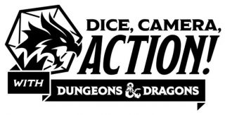 Dice Camera Action