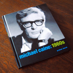 Michael Caine 1960s Graham Marsh Book Review
