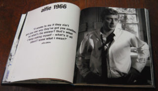 Michael Caine as Alfie 1966